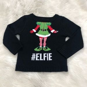 #Elfie Christmas Sweater by Blizzard Bay